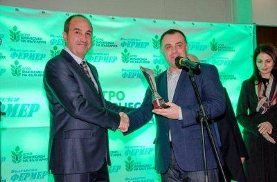 Христофор Бунарджиев е Агробизнесмен на годината