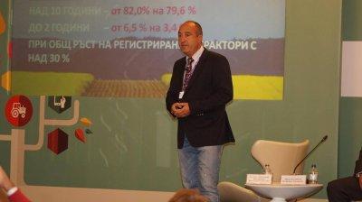 Христофор Бунарджиев представи БАТА АГРО в национална конференция, посветена на предизвикателствата в земеделието